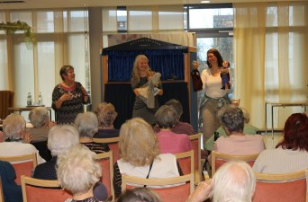 Sozial-Aktion Puppentheater