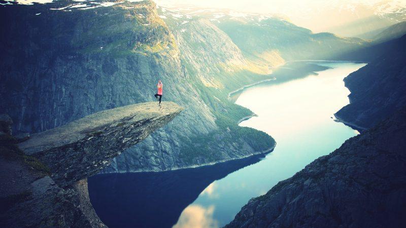 Philosophie, Yoga, In sich ruhen