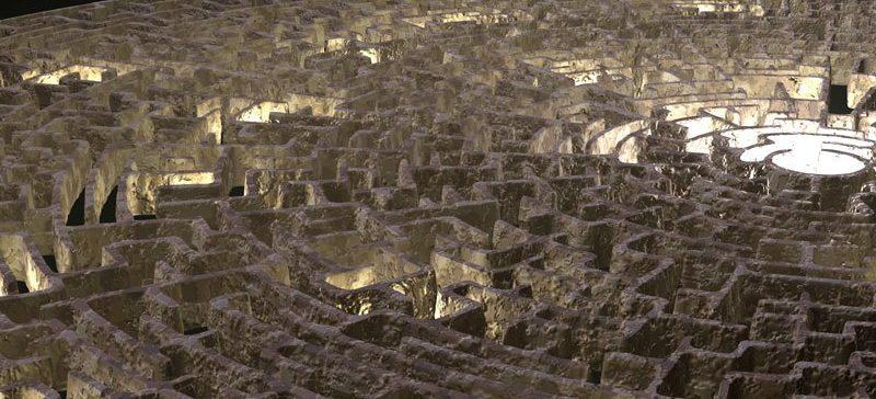 Philosophie, Labyrinth