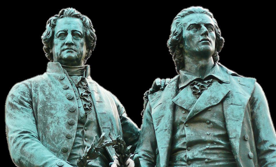 Briefe Von Goethe Und Schiller : Romantik warum wir uns wieder nach ihr sehnen sollen